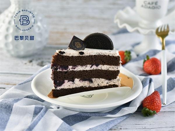 曲奇巧克力小蛋糕