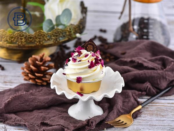 甜蜜玫瑰芝士蛋糕