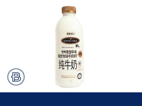 延世牛奶(瓶)1L