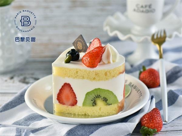 心享草莓蛋糕