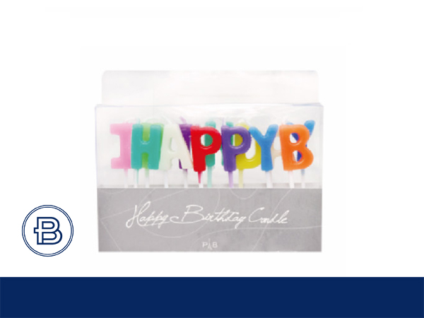 生日蜡烛(Happy)