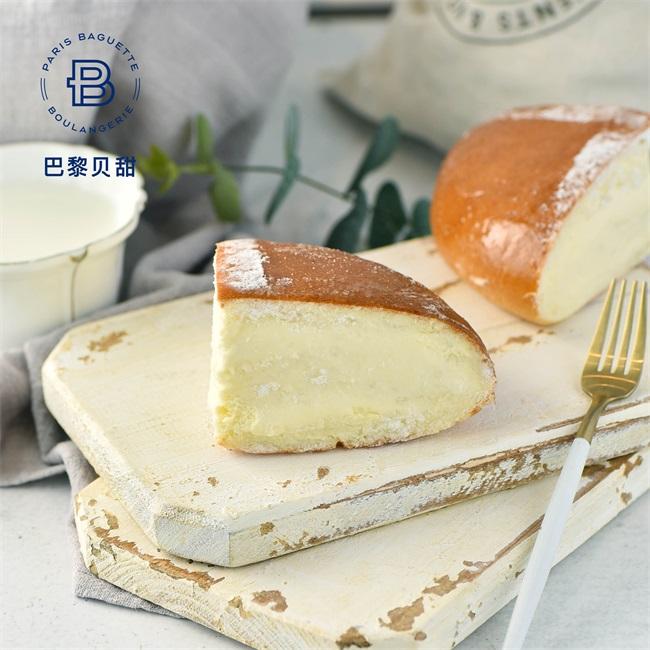 传统奶酪面包