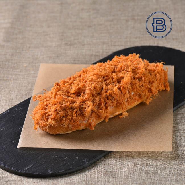 辣味松松面包