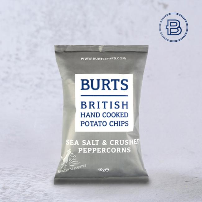 啵尔滋海盐胡椒味手工制薯片