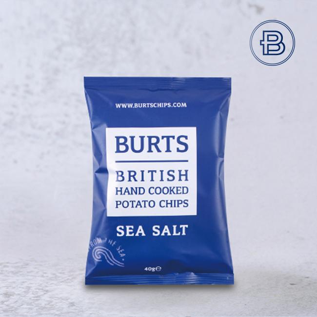 啵尔滋海盐味手工制薯片